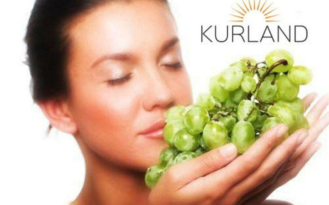 Kurland® Fehér szőlőtörkölyös gyümölcssavas bőrmegújító, halványító, hámlasztó anti aging arckezelés