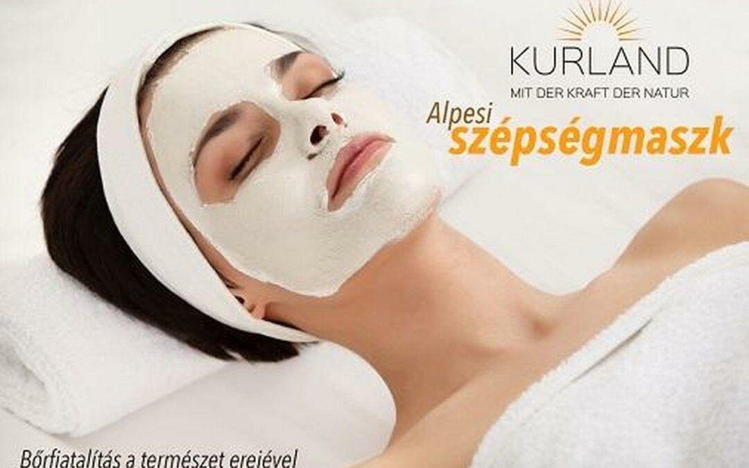 Kurland® Alpesi szépségmaszk