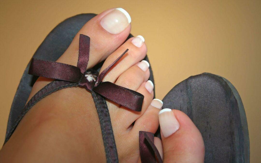 Tavaszi lábápolás – pedikűr