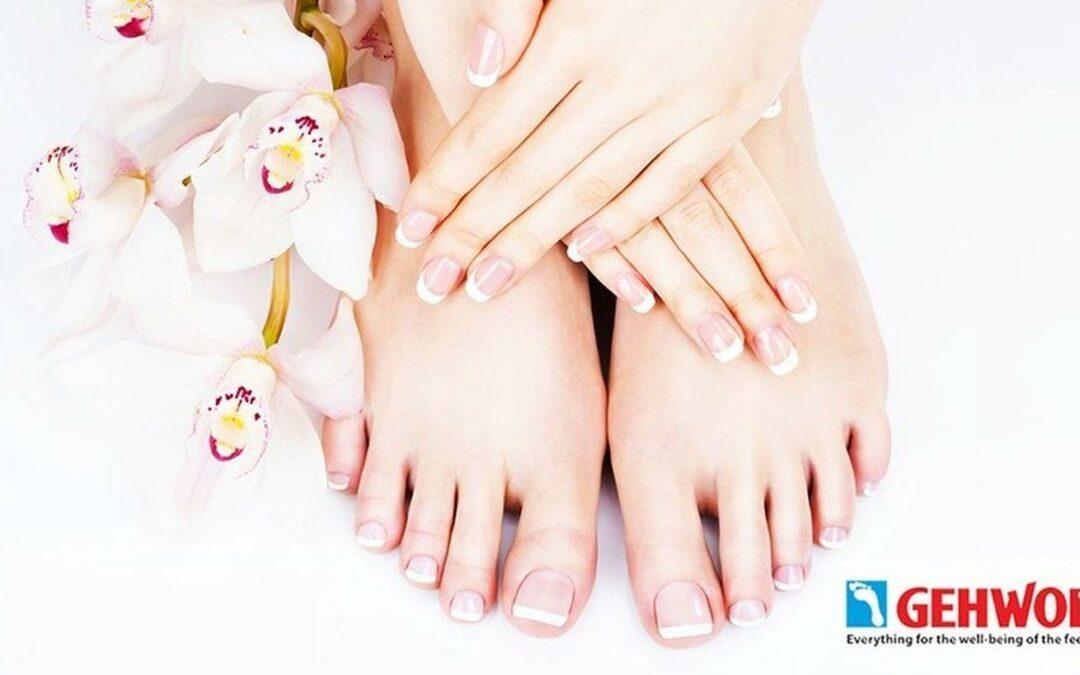 Sérült lábköröm pótlása – Gehwol professzionális lábápolás